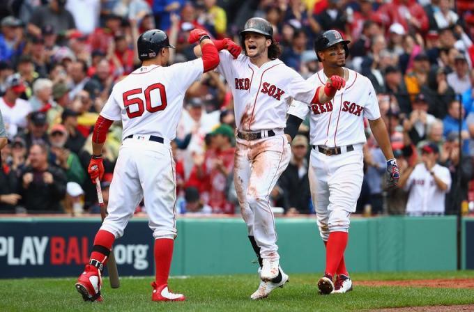 Boston Red Sox vs. New York Yankees at Lyric Theatre