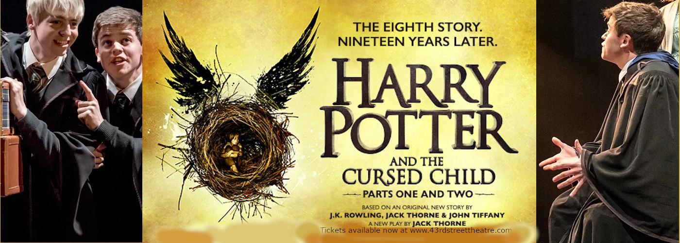 harry potter lyric theatre