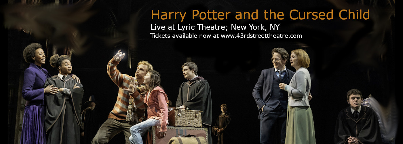 harry potter theatre tickets