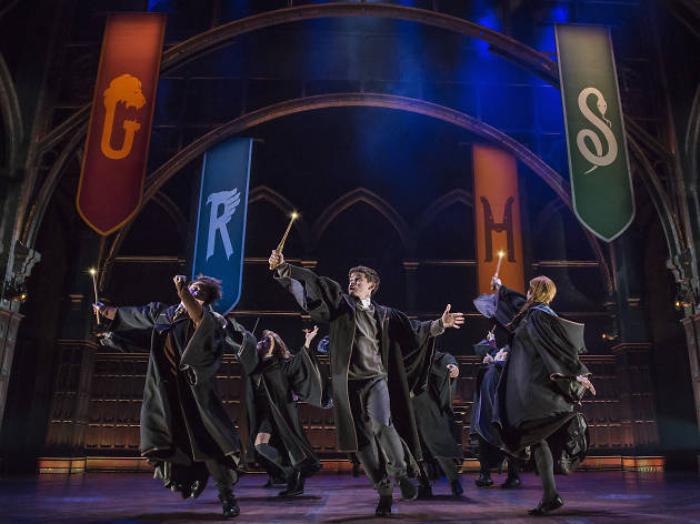 Harry Potter and The Cursed Child - Part 1 & 2 (2/13 7:30PM & 2/14 7:30PM) at Lyric Theatre