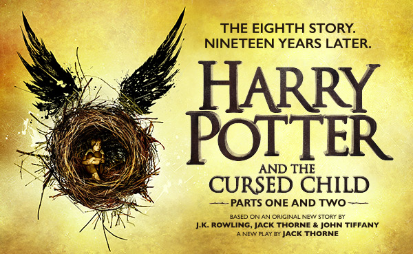 Harry Potter and The Cursed Child - Part 1 & 2 (1PM & 6:30PM) at Lyric Theatre