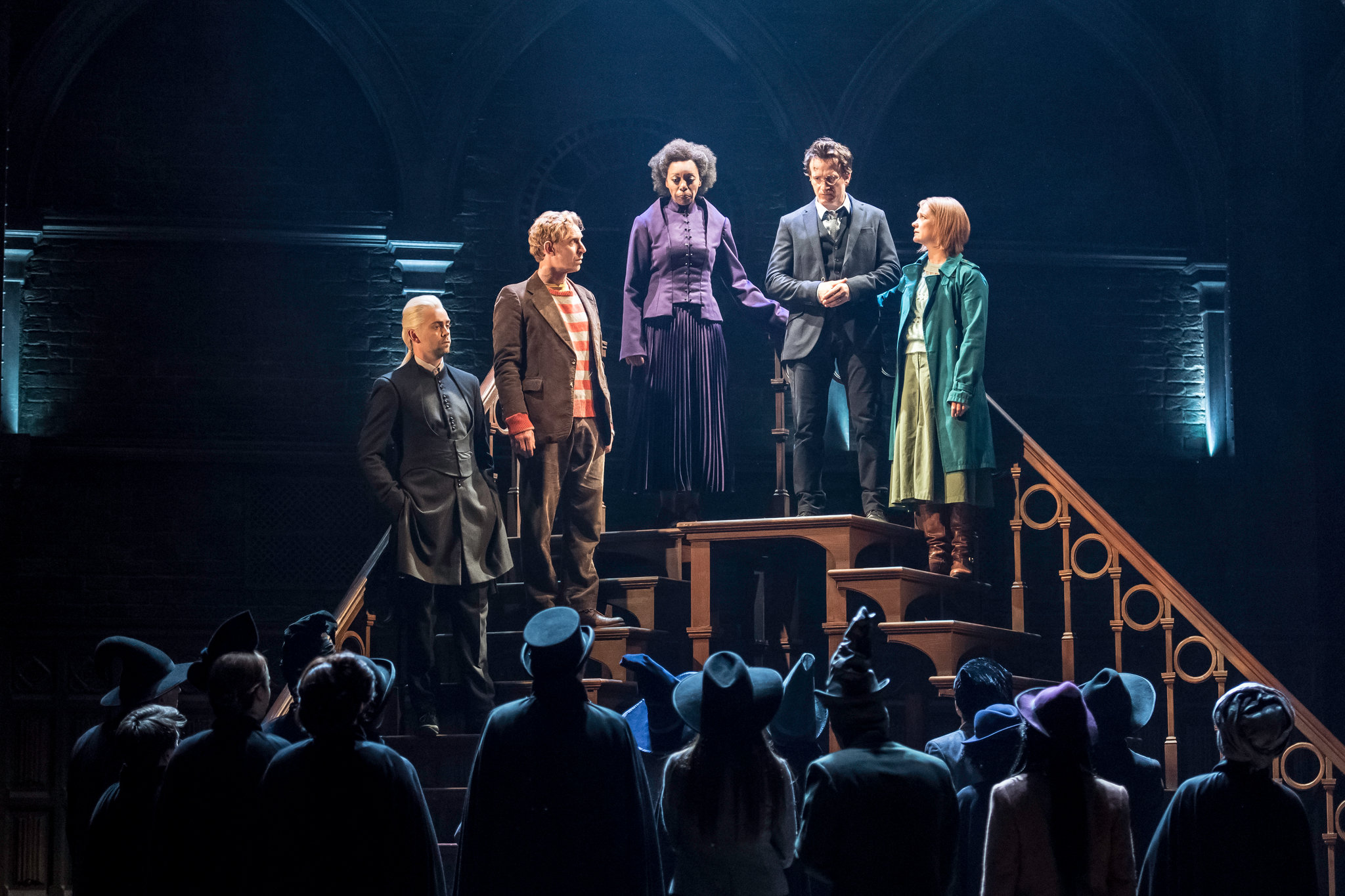 Harry Potter and The Cursed Child - Part 1 & 2 (10/1 7:30PM & 10/2 7:30PM) at Lyric Theatre